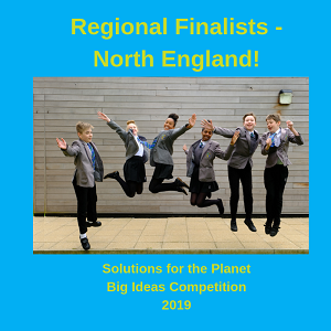 The North England Regional Finalists!