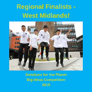 The Regional Finalists in the West Midlands!