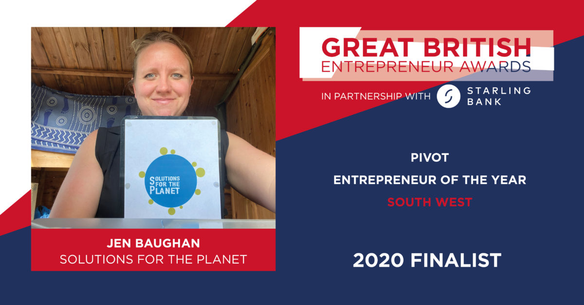 S4TP are Finalists in the Great British Entrepreneur Awards!!